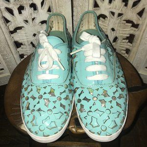 Jeffrey Campbell Aqua Peg-Daisy Oxford Sneaker 9